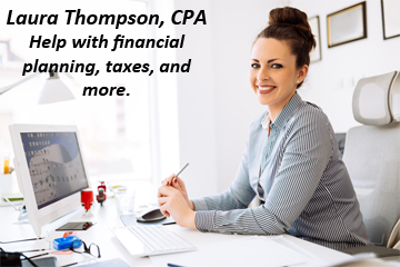 Laura A. Thompson, CPA
