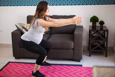 Prenatal Exercise Tips
