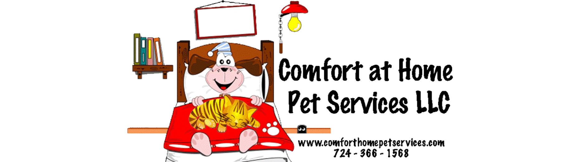 Comfort at Home Pet Services, LLC