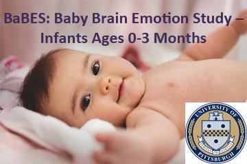Baby Brain Emotion Study – University of Pittsburgh