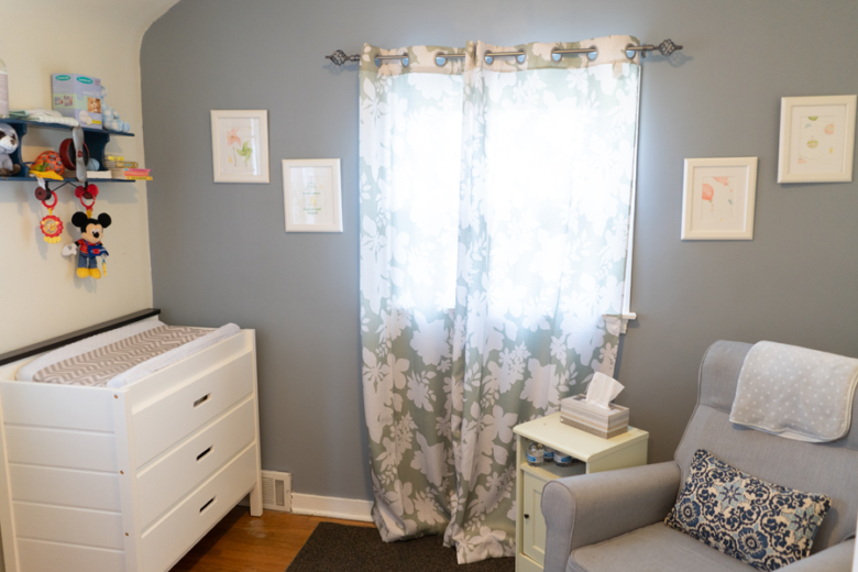 parents' room at Live Well Chiropractic