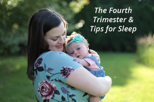 the fourth trimester and sleep