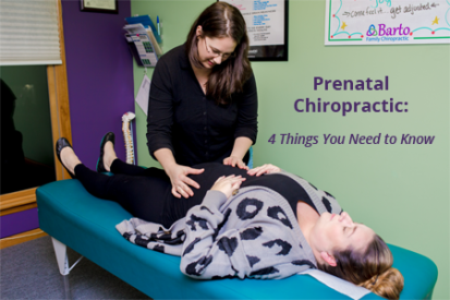 Prenatal Chiropractic: 4 Things You Need to Know