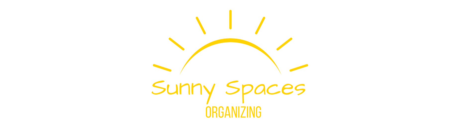 Sunny Spaces Organizing